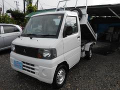 沖縄の中古車 三菱 ミニキャブトラック 車両価格 39万円 リ済込 平成15年 6.7万K ホワイト