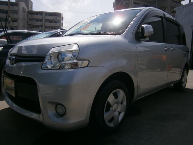 沖縄県の中古車ならシエンタ DICE-G 両側パワースライドドアHDDナビバックモニター