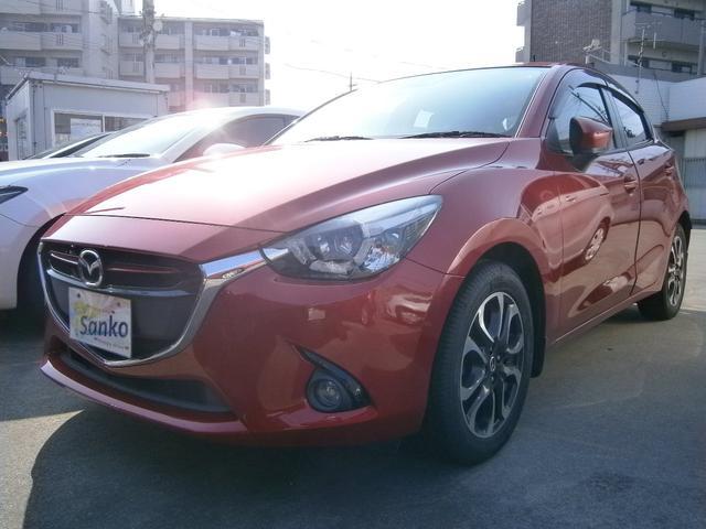 沖縄県の中古車ならデミオ XDツーリング SDナビ アイアクティブセンス