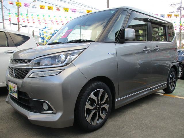 沖縄の中古車 三菱 デリカD:2 車両価格 119万円 リ済込 2016(平成28)年 7.3万km ガンM