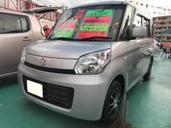 沖縄の中古車 スズキ スペーシア 車両価格 63万円 リ済込 平成25年 8.7万K シルバー