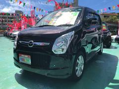 沖縄の中古車 マツダ フレア 車両価格 59万円 リ済込 平成25年 7.0万K パープル