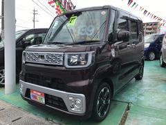 沖縄の中古車 ダイハツ ウェイク 車両価格 139万円 リ済込 平成27年 2.1万K Dブラウン