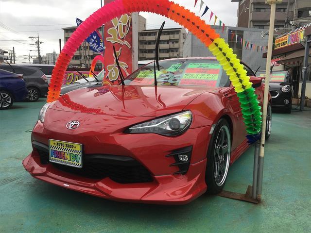 沖縄県の中古車なら86 G