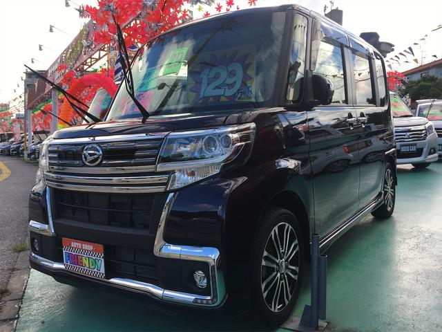 沖縄県の中古車ならタント カスタムRS トップエディションSAIII