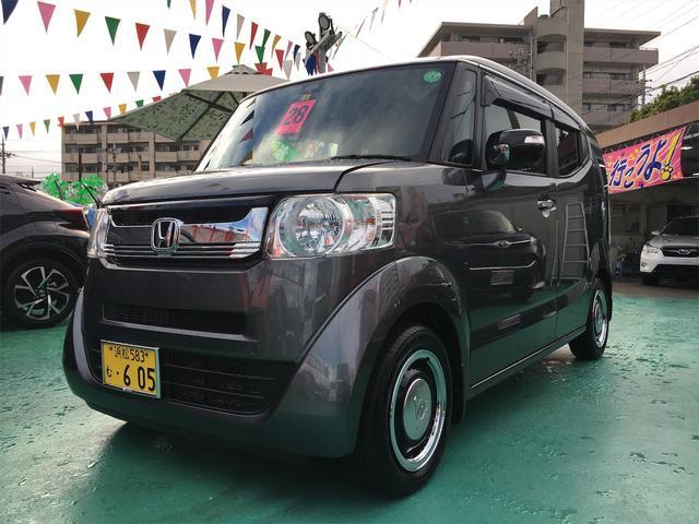 沖縄県の中古車ならN-BOXスラッシュ G