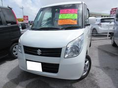 沖縄の中古車 スズキ パレット 車両価格 65万円 リ済込 平成22年 7.7万K パール