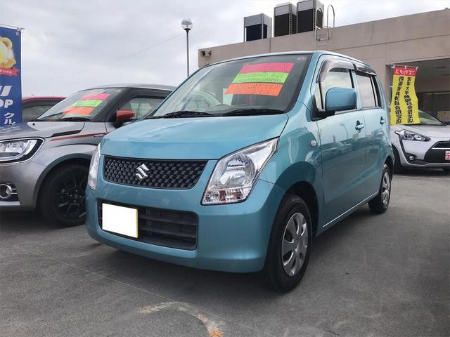 沖縄県の中古車ならワゴンR FX 整備点検記録簿 セキュリティー