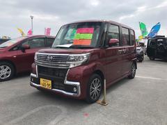 タントカスタムX トップエディションリミテッドSAIII ナビ