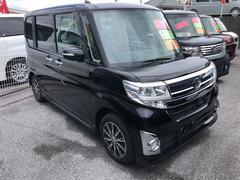 タントカスタムX SA TV ナビ 軽自動車 衝突被害軽減システム