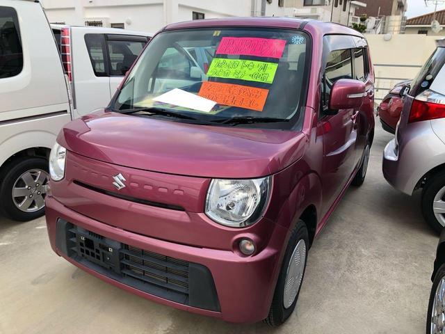 沖縄県の中古車ならMRワゴン X 内外装程度良し 2年車検込み