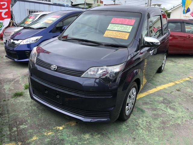 沖縄県の中古車ならスペイド F TV 内外装程度良し 2年車検込み 2年保証付き