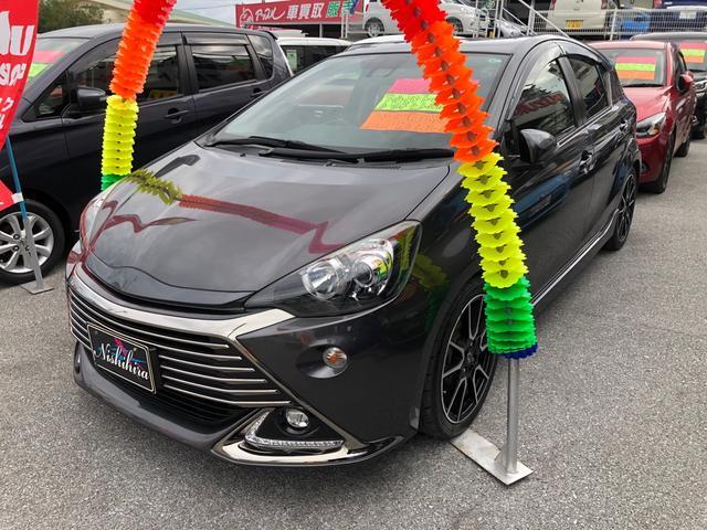 トヨタ G G's LEDライト ハーフレザーシート レーンアシスト 衝突軽減システム