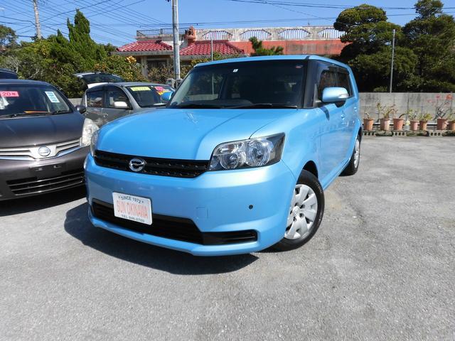 沖縄の中古車 トヨタ カローラルミオン 車両価格 48万円 リ済込 2010(平成22)年 8.8万km ブルーM