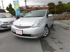 沖縄の中古車 トヨタ プリウス 車両価格 73万円 リ済込 平成22年 6.8万K シルバーM