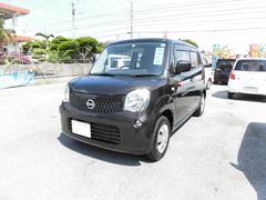 沖縄の中古車 日産 モコ 車両価格 73万円 リ済込 平成25年 7.0万K ブラウンM