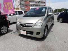 沖縄の中古車 ダイハツ ミラ 車両価格 55万円 リ済込 平成22年 5.5万K ゴールドM