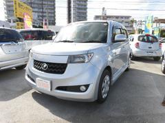 沖縄の中古車 トヨタ bB 車両価格 48万円 リ済込 平成21年 8.8万K シルバーM