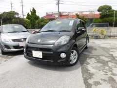 沖縄の中古車 トヨタ パッソ 車両価格 58万円 リ済込 平成21年 6.1万K ブラックM