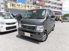 沖縄の中古車 ホンダ バモス 車両価格 73万円 リ済込 平成21年 7.2万K グレーM