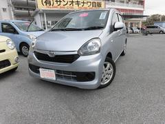 沖縄の中古車 トヨタ ピクシスエポック 車両価格 60万円 リ済込 平成26年 4.8万K シルバーM