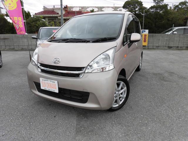 沖縄の中古車 ダイハツ ムーヴ 車両価格 60万円 リ済込 平成24年 7.9万km ピンクM