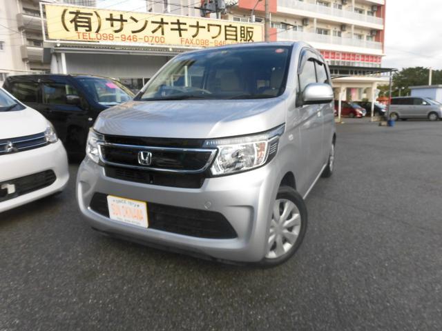 沖縄県の中古車ならN-WGN Gコンフォートパッケージ