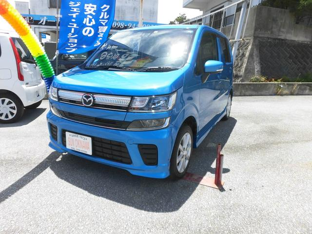 沖縄県の中古車ならワゴンR ハイブリッドxs
