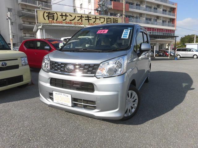 沖縄県の中古車ならムーヴ L SAII