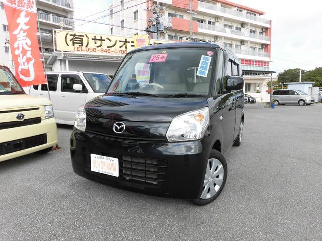 沖縄県中頭郡西原町の中古車ならフレアワゴン XS