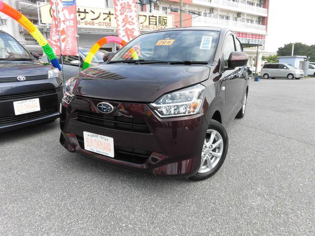 沖縄県の中古車ならプレオプラス G スマートアシスト