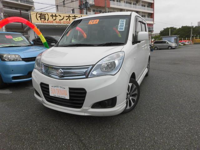 沖縄県の中古車ならソリオ X-DJE