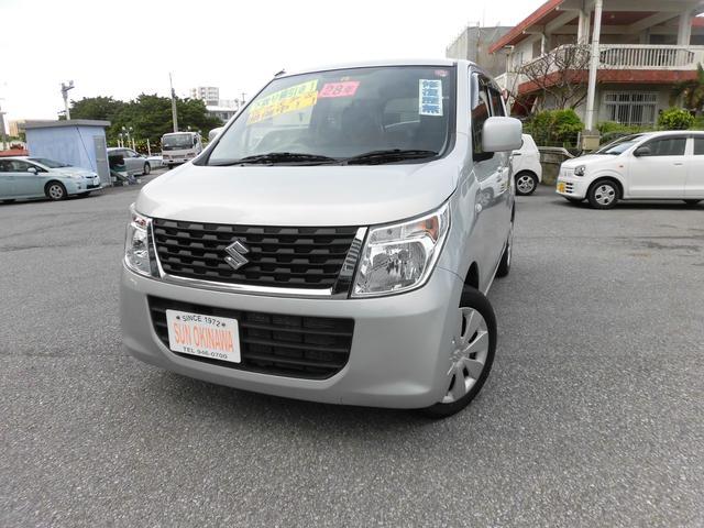 沖縄県中頭郡西原町の中古車ならワゴンR FX