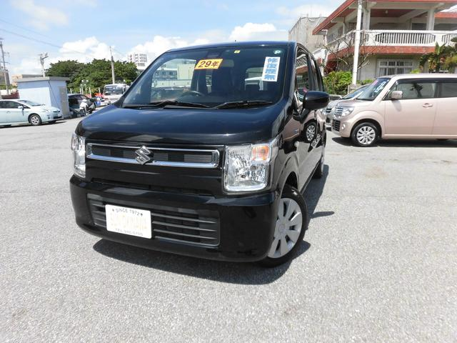 沖縄県中頭郡西原町の中古車ならワゴンR ハイブリッドFX