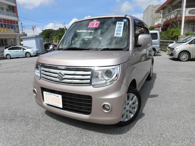 沖縄県中頭郡西原町の中古車ならMRワゴンWit XS