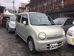 沖縄の中古車 ダイハツ ムーヴラテ 車両価格 25万円 リ済込 平成16後 8.2万K シャンパンゴールド