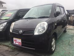 沖縄の中古車 日産 モコ 車両価格 33万円 リ済込 平成20年 9.9万K パープル