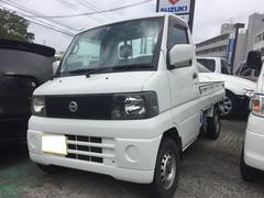 沖縄の中古車 日産 クリッパートラック 車両価格 36万円 リ済込 平成16年 10.1万K ホワイト