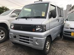 沖縄の中古車 三菱 ミニキャブバン 車両価格 29万円 リ済込 平成20年 11.9万K シルバー