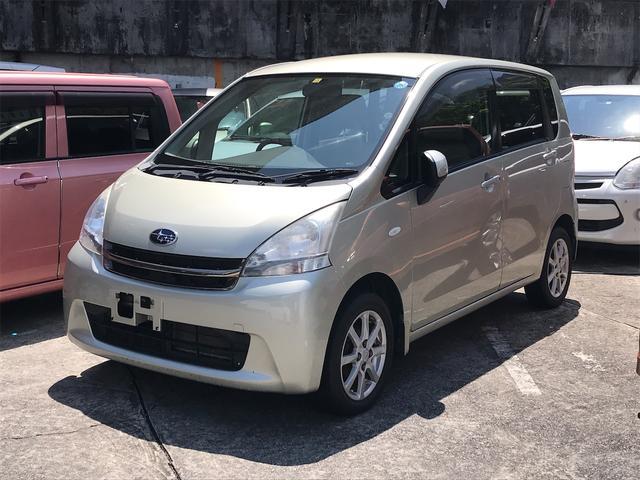 沖縄県の中古車ならステラ Lリミテッド キーフリー CD ベンチシート 純正アルミ アイドリングストップ 盗難防止装置