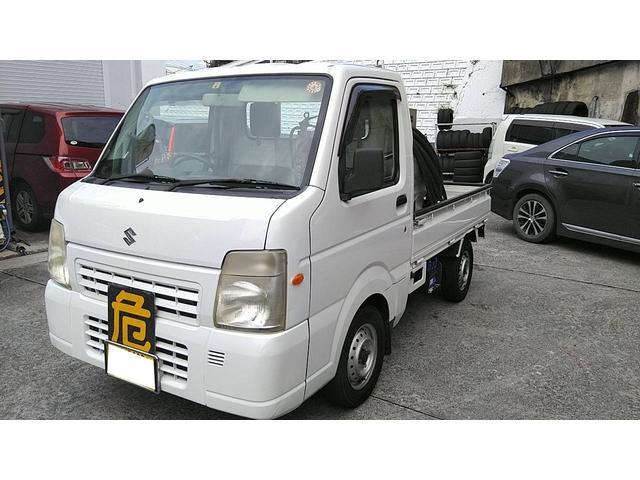 沖縄県中頭郡西原町の中古車ならキャリイトラック  灯油配達用ローリー車 5速マニュアル エアコン パワステ