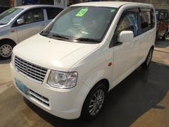 沖縄の中古車 三菱 eKワゴン 車両価格 45万円 リ済込 平成24年 6.8万K ホワイト