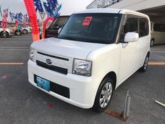 沖縄の中古車 ダイハツ ムーヴコンテ 車両価格 48万円 リ済込 平成25年 9.2万K パールホワイトIII