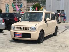 沖縄の中古車 スズキ アルトラパン 車両価格 49万円 リ済込 平成21年 9.1万K ゴールドII