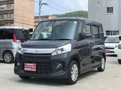 沖縄の中古車 スズキ スペーシアカスタム 車両価格 95万円 リ済込 平成25年 9.0万K グレーM