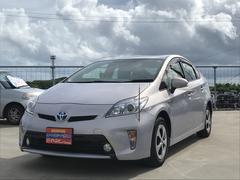 沖縄の中古車 トヨタ プリウス 車両価格 105万円 リ済込 平成25年 7.4万K ライトパープル
