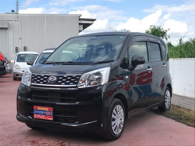 沖縄の中古車 ダイハツ ムーヴ 車両価格 90万円 リ済込 平成28年 5.7万km DブラックM