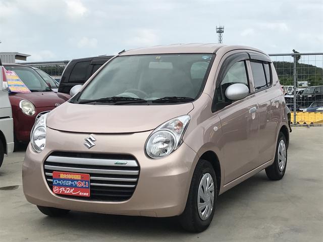 沖縄県の中古車ならアルトエコ ECO-S  アイドリングストップ キーレス 電格ミラー