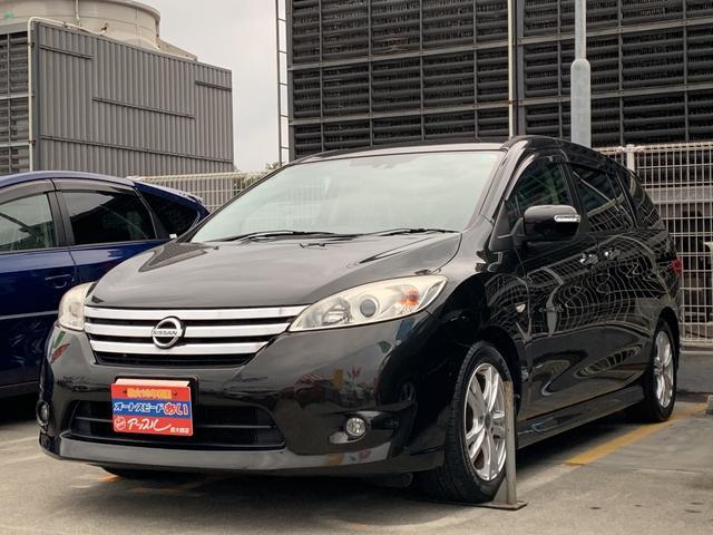沖縄の中古車 日産 ラフェスタ 車両価格 79万円 リ済込 2013(平成25)年 6.9万km ブラックM