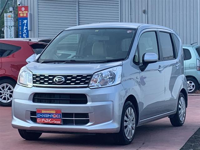 沖縄の中古車 ダイハツ ムーヴ 車両価格 62万円 リ済込 2016(平成28)年 7.7万km シルバーM